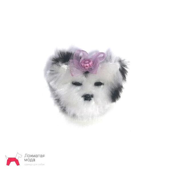 Бантик для собаки