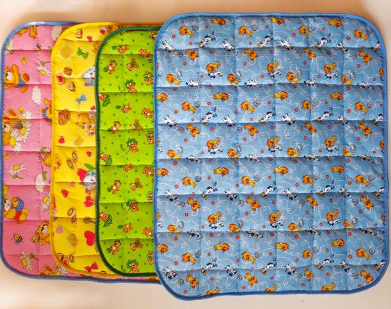 многоразовые пеленки лохматая мода